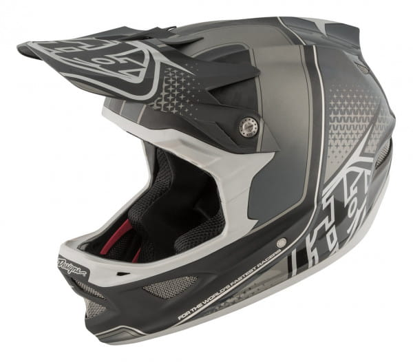 D3 Carbon MIPS Fullface Helm Starburst Black