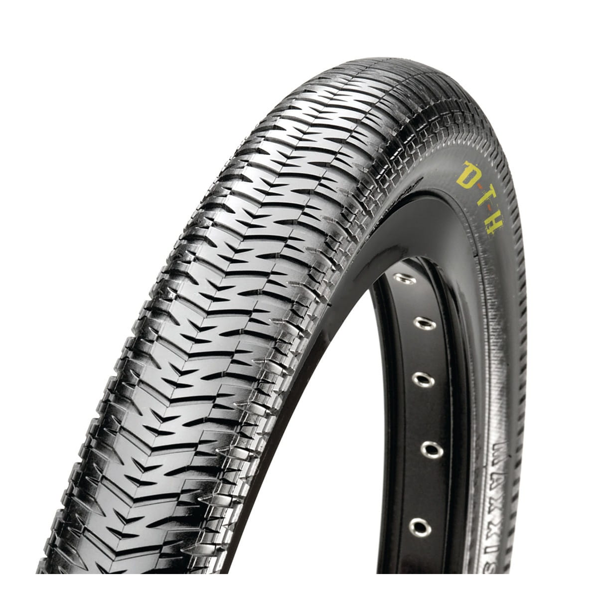 "Maxxis DTH 20x1.5/"" Folding Bike Race Tire Black BMX"