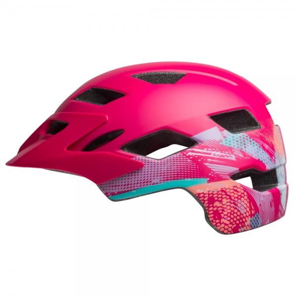 Sidetrack Kinderhelm - Pink