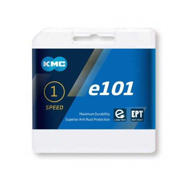 X101 EPT Silber Kette - 1-fach