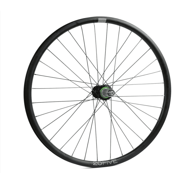 "RS4 Disc Wheel back wheel Shimano ""20Five"" 32hole - Black"
