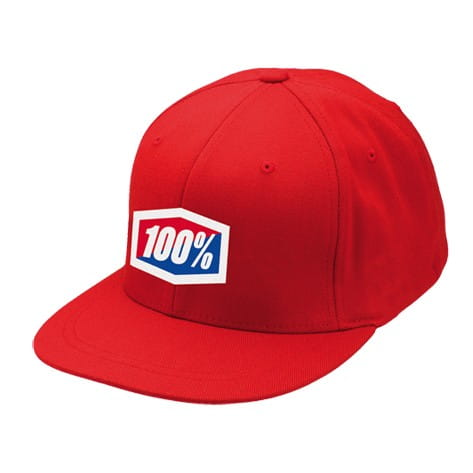 Icon Flexfit Cap - rot