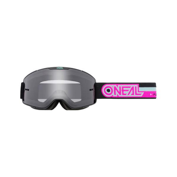 B-20 Proxy Goggle - Schwarz/Pink