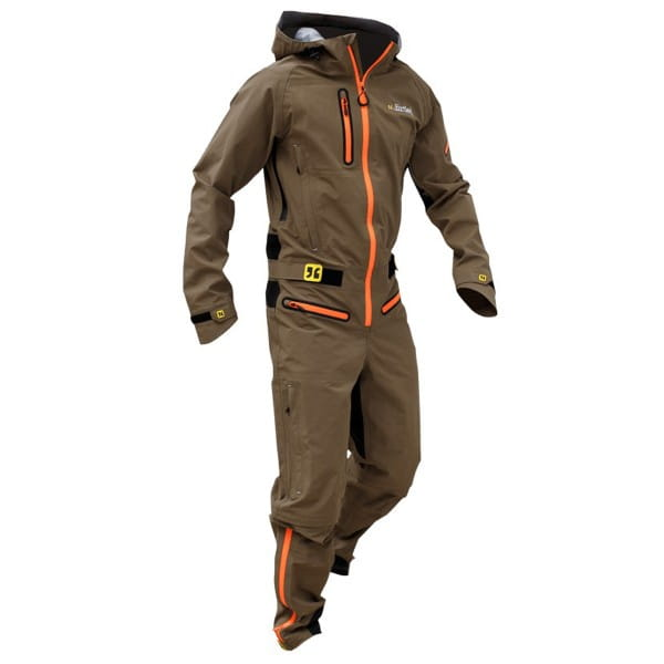 Dirtsuit Core Edition Straight Cut - Sand / Orange