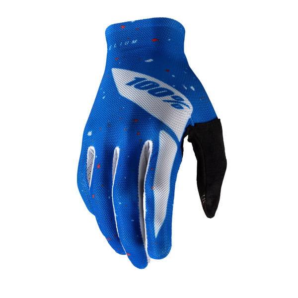Celium Handschuhe - Blau/Weiß