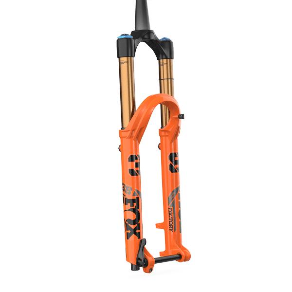 38 Float 27,5 Zoll 180 mm 44 mm Offset - Orange/Schwarz