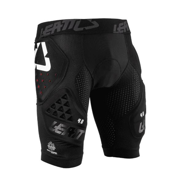 DBX 4.0 3DF Impact Shorts(m. Sitzpolster) - Schwarz