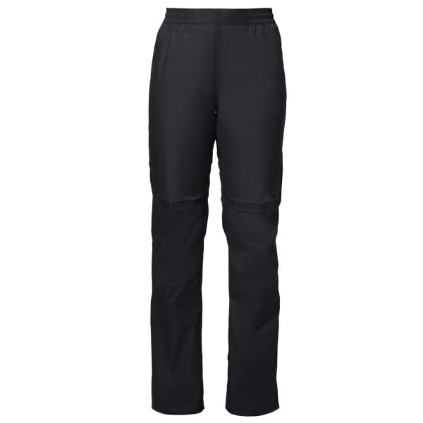 Drop Pants II - Damen Regenhose - Schwarz