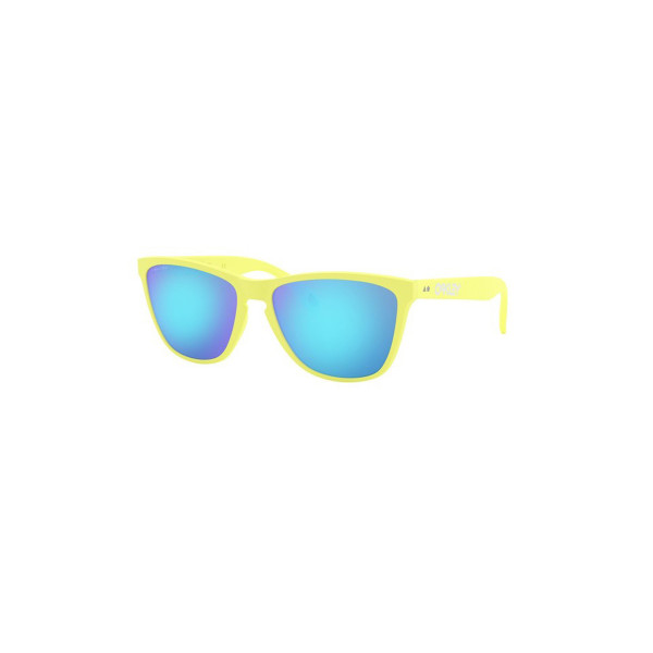 Frogskins 35th Sonnenbrille - Neongelb - PRIZM Blau