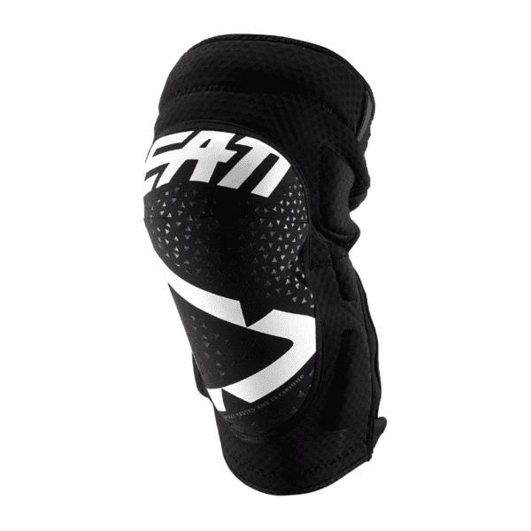 Kneepads 3DF 5.0 Zip 2019 - Black / White