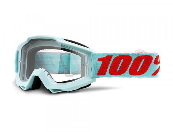 Accuri Goggles Anti Fog Clear Lens - Maldives