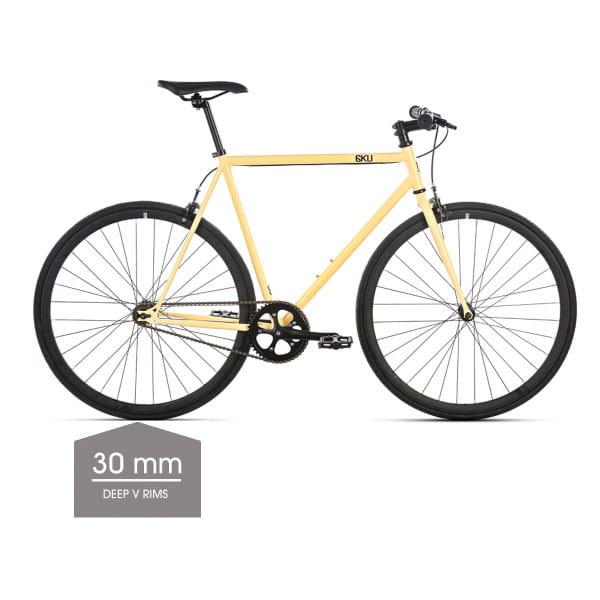 Tahoe Singlespeed/Fixed Bike - 30 mm Deep V Felgen