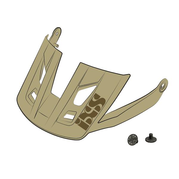 Ersatz Visier + Pins für Trigger AM - Beige