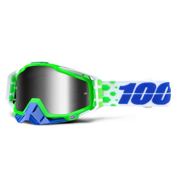 Racecraft Premium MX Goggle - Alchemy Mirror Lens
