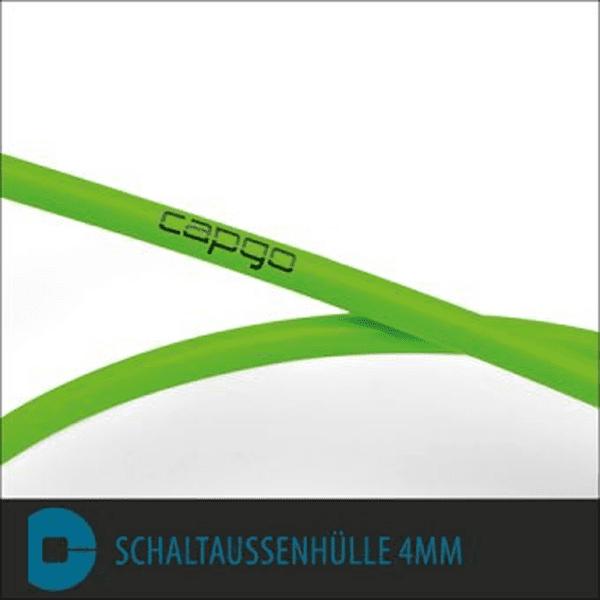 Schaltaussenhülle BL 3m - Neongrün