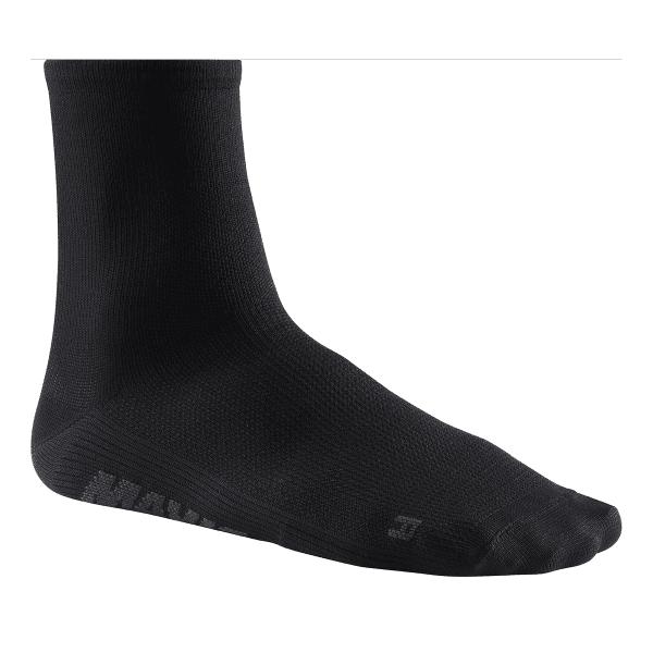 Essential Socken - Schwarz