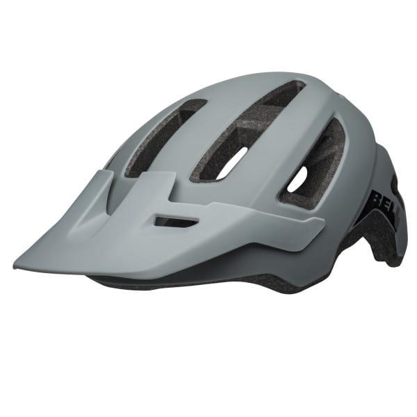 Nomad Mips - Helm - Grau/Schwarz
