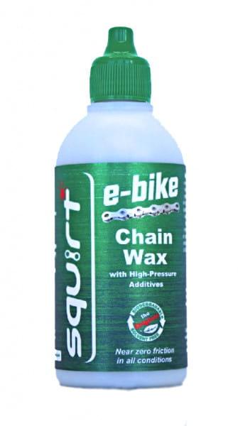 E-Bike Lube Kettenwachs - 120 ml