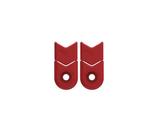 Crank Defender - Kurbelschutz - Rot