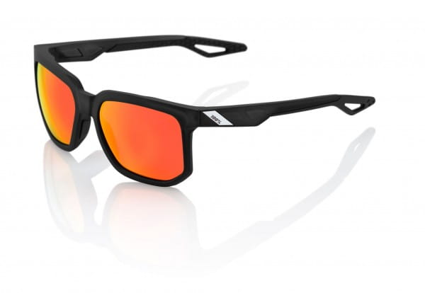 Centric Sonnenbrille - HD Red Multilayer / Hiper Lense