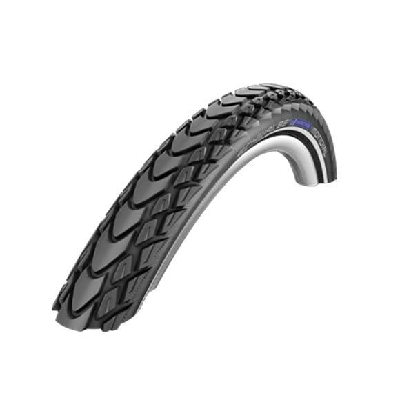 Marathon Mondial Folding Tire - 28x1.40 Inch - TravelStar - Reflex - black