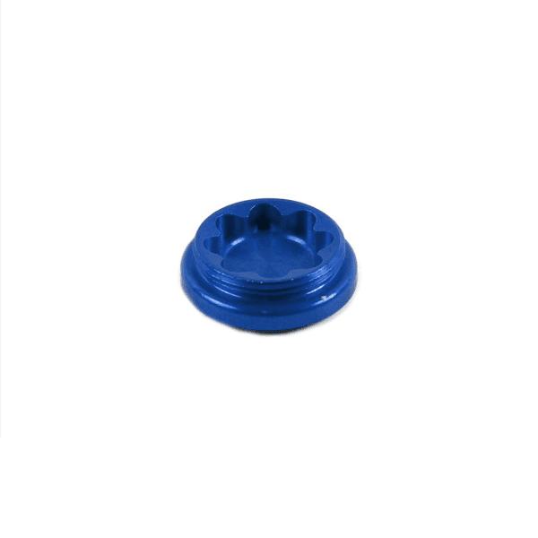 Bore Cover for X2 Brake Caliper - Blue