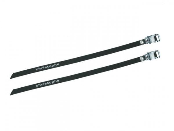 Zefal - Kunststoff-Pedalriemen Toe Straps 515
