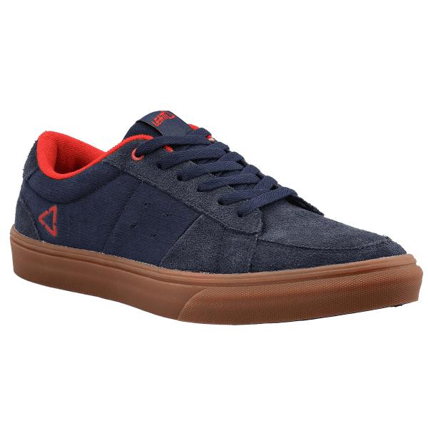 DBX 1.0 Flatpedal Shoe - Dunkelblau