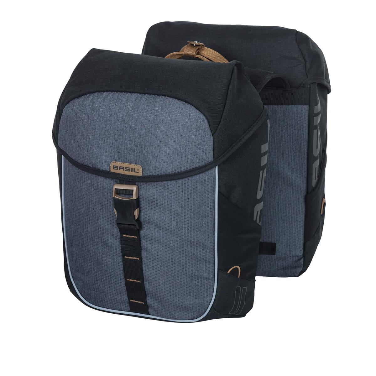 Basil Miles Doppeltasche