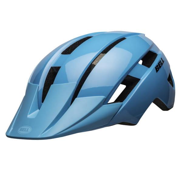 Sidetrack II Kinder Fahrradhelm - Blau