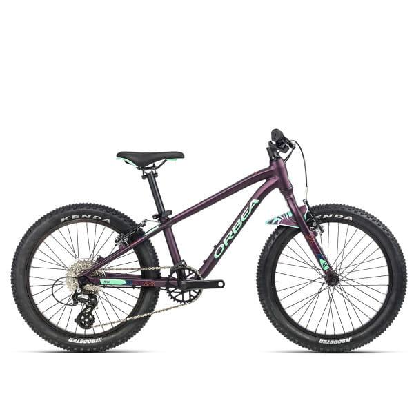 MX 20 Team - 20 Zoll Kids Bike - Violett/Minze