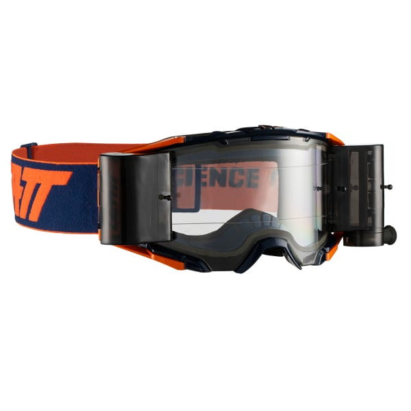 Velocity 6.5 Goggle mit Roll-Off System - Orange