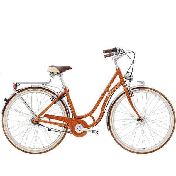 Topas Villiger - Damen 28 Zoll City Rad - Orange