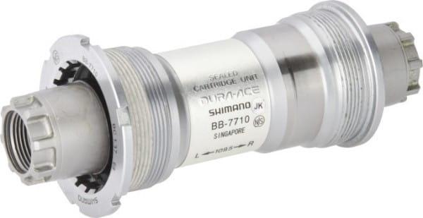 DURA-ACE TRACK BB-7710 OCTALINK Innenlager 68 mm BSA (BC 1.37) 109,5 mm