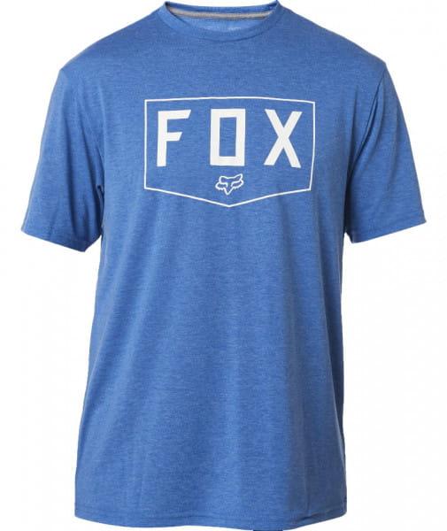 Shield Tech T-Shirt - Blau