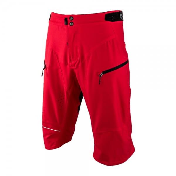 Rockstacker Shorts - red - 2018