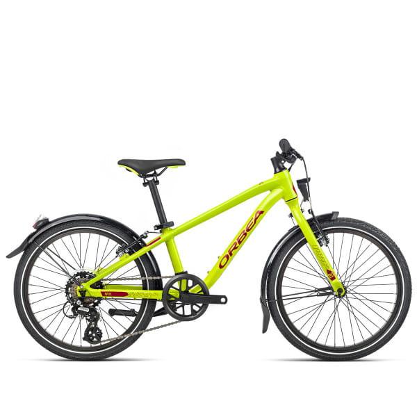 MX 20 Park - 20 Zoll Kids Bike StVZO - Gelb/Rot