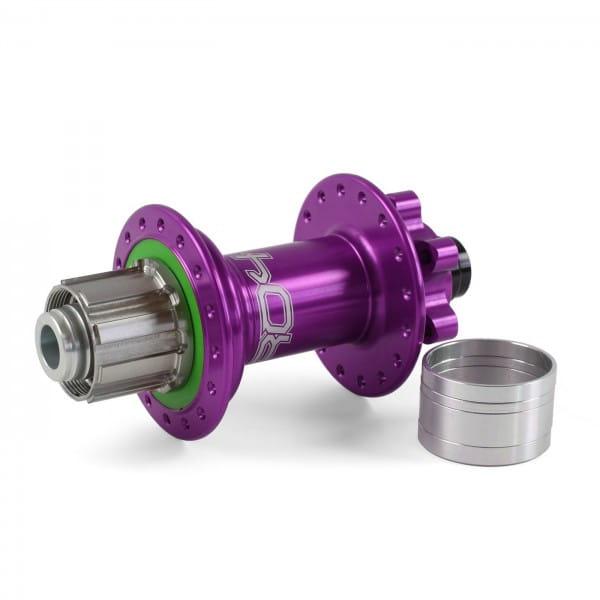 Pro 4 Trial/Singlespeed Hinterradnabe purple 32 Loch - 12x135/12x142mm