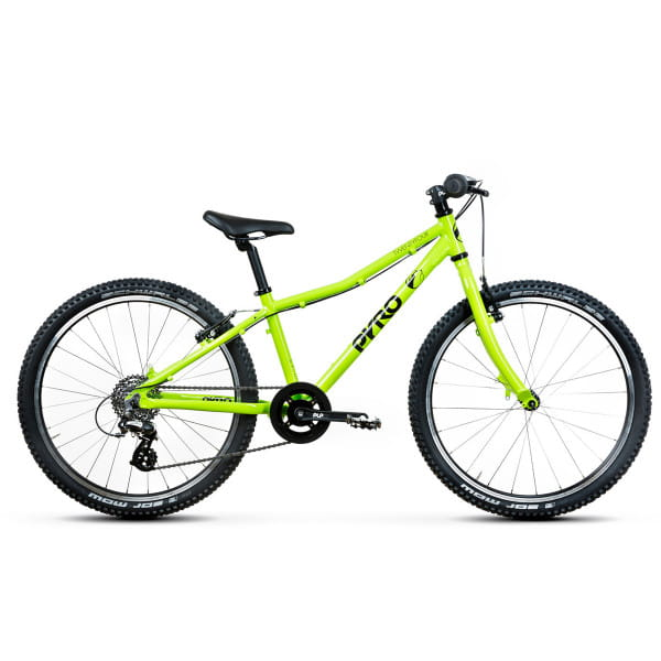 Twentyfour Large - 24 Zoll Kids Bike - Grün