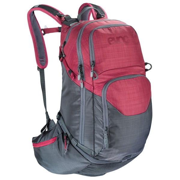 Explorer Pro Rucksack - 30l - Grau/Rot