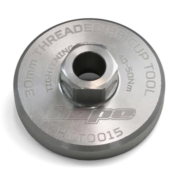 30mm Werkzeug für Hope - Silber