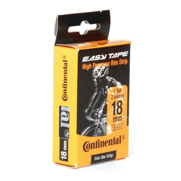 Felgenband 2x Easytape Set HP 15bar - 28 Zoll