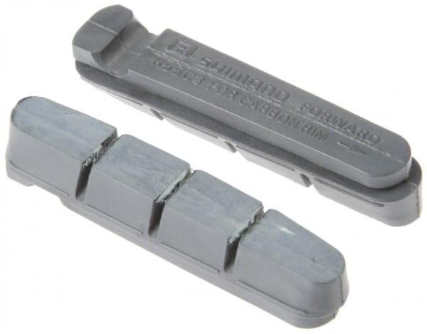 R55C3 Bremsbelag für Carbon Felgen 2 Paar