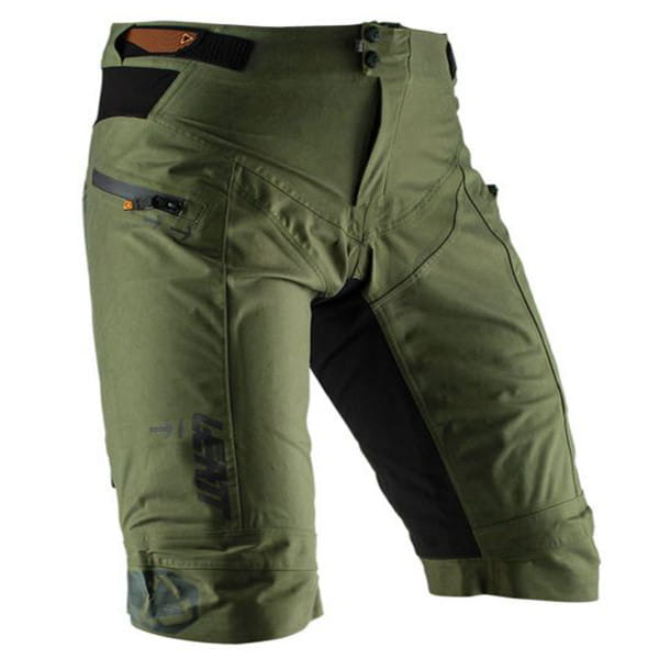 DBX 5.0 Shorts All Mountain 2019 - Grün