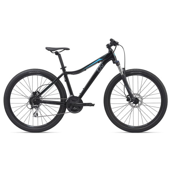 Bliss 1 27.5 inches - Black / Turquoise - 2020