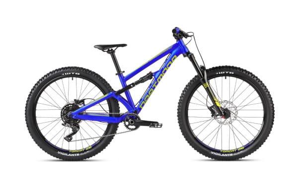 "Kinder Mountainbike 26"" Blackbird Junior Blau"