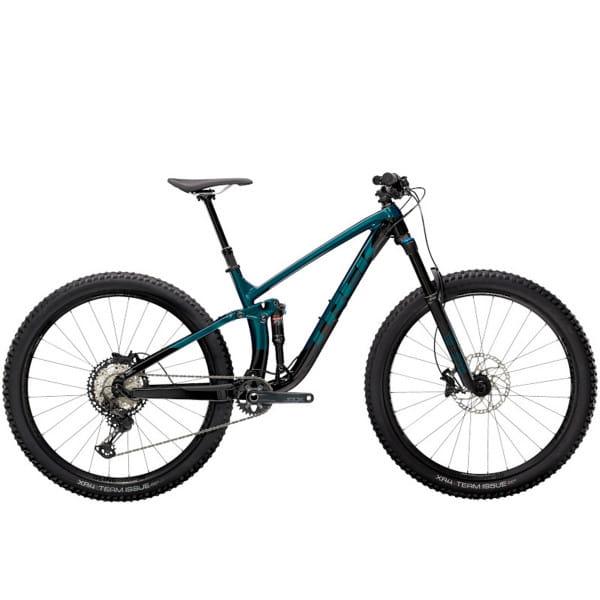 Fuel EX 8 XT - Dark Aquatic/Trek Black