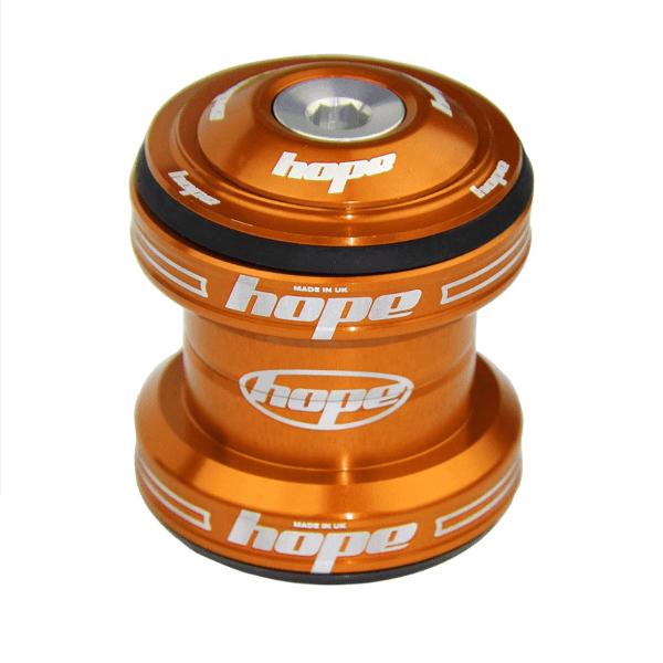 Headset EC34/28,6 - EC34/30 - 1 1/8 Steuersatz - Orange