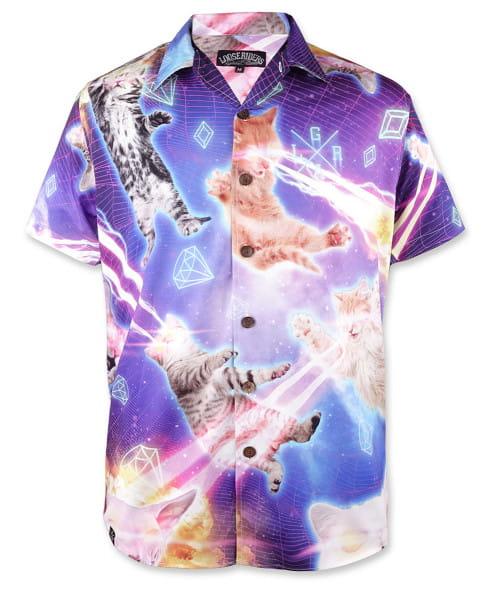 "Shirt ""Catpocalypse"" - Multi"