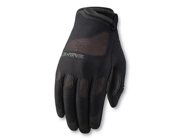 Ventilator Handschuhe schwarz